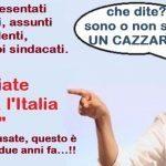 """Alitalia: presentati nuovi aerei, assunti 310 dipendenti, accordo coi sindacati. Renzi: """"Allacciate cinture, l'Italia decolla"""" …Ah no, scusate, questo è l'articolo di due anni fa…!!"""