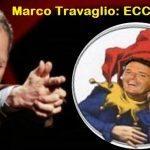 Fantastico Marco Travaglio: ECCE BOMBA