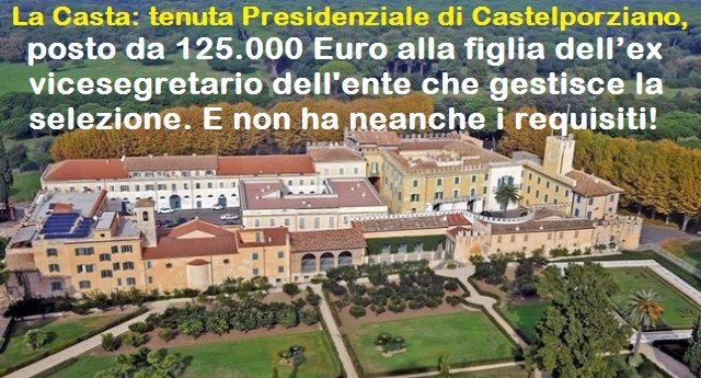 tenuta Presidenziale di Castelporziano