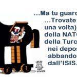 …Ma tu guarda un po' …Trovate (ancora una volta) armi della NATO e della Turchia nei depositi abbandonati dall'ISIS…!