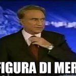"""Chiesti 4 anni e 9 mesi per Emilio Fede. Ricattò Mediaset con falsi fotomontaggi – Ma che Vi aspettavate da uno che sulla sua pensione da 8200 euro al mese andava dicendo """"trovo che sia UNA MISERIA"""" !!"""