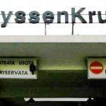 Un caso tutto Italiano – Rogo Thyssen Krupp, ancora liberi i manager tedeschi condannati per omicidio colposo. Manca un pezzo di carta, una traduzione!!!