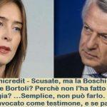 Scandalo Unicredit – Scusate, ma la Boschi non doveva querelare De Bortoli? Perchè non l'ha fatto ancora? Un'altra bugia? …Semplice, non può farlo. Ghizzoni sarebbe convocato come testimone, e se parla…
