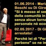 """Maria Elena Boschi, una che di """"Persone perbene"""" se ne intende, su Di Girolamo: """"Si è messo al servizio della comunità in cui vive senza alcun tornaconto personale né economico""""…Infatti l'hanno arrestato!"""