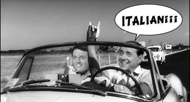 Renzi e Berlusconi in pieno accordo per il voto il 24 settembre. Però, fateci caso, giusto in tempo: dal 15 settembre scatta il vitalizio per tutti i Parlamentari… E voi credete ancora che non sono solo una massa di farabutti?