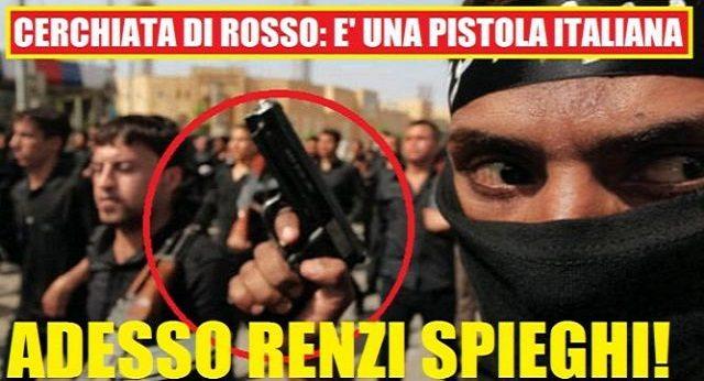Comunque Renzi un primato ce l'ha: Nei 1024 giorni di Palazzo Chigi, ha raggiunto un primato storico di cui però, stranamente, non parla: ha sestuplicato le esportazioni di armi. E chi se ne frega se la Gente si ammazza col Made in Italy…