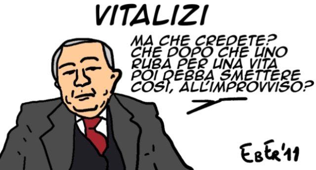 La legge sul Taglio ai Vitalizi? I nostri Parlamentari non hanno fretta. D'altra parte devono prima affrontare priorità imprescindibili per il benessere del Paese… tipo la legge per la valorizzazione del Jazz festival in Umbria.