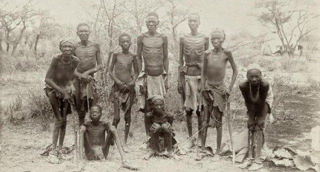 Non solo l'Olocausto: il primo genocidio del XX secolo? Sempre loro, i tedeschi!
