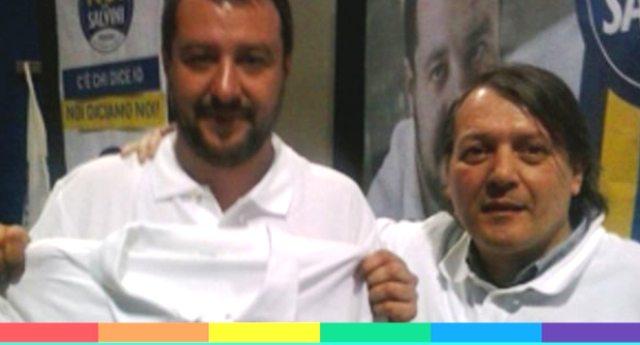 """Un profondo pensiero del leghista Saverio Siorini,  coordinatore di """"Noi con Salvini"""", sul duplice stupro di Rimini """"Ma alla Boldrini e alle donne del PD, quando dovrà succedere?""""…Qualcuno l'ha definito un """"personaggio abietto"""", ma forse è troppo poco!"""