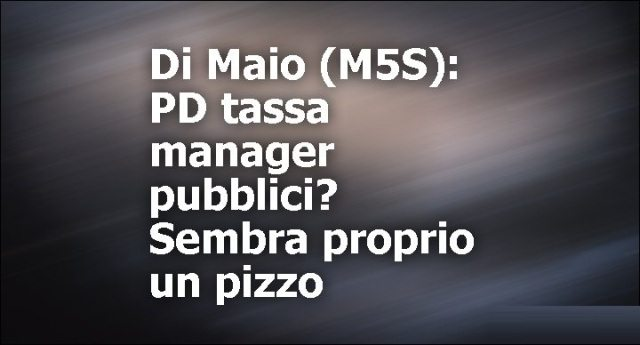 Manager Pubblici