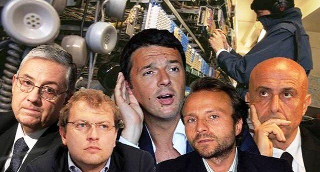 """Intercettazioni: """"Pd come Berlusconi, si accanisce con chi indaga e non colpisce i corrotti""""…!"""