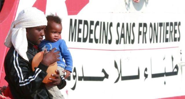 """Medici Senza Frontiere, ancora uno schiaffo al governo – """"Fondi per i campi profughi in Libia? No, grazie. Facciamo da soli già da un anno. Non accettiamo fondi da chi crea il problema""""."""