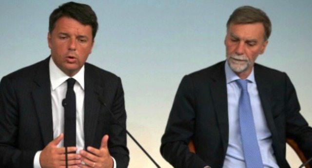 Terremoto, Casa Italia non basta: per la messa in sicurezza mancano almeno 20 miliardi… Peccato che li abbiano già spesi per le banche…!!!
