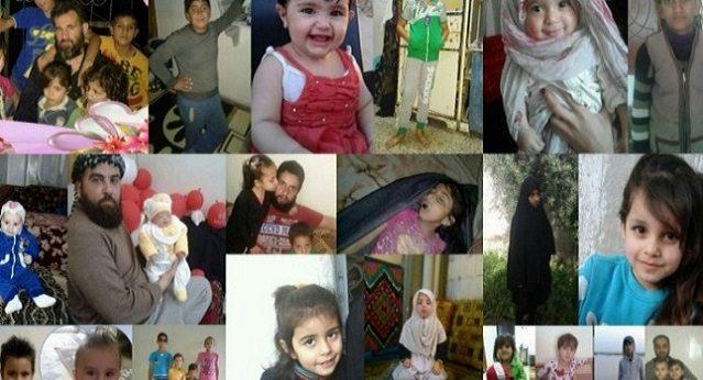 1.700 morti: civili, donne e tanti, tanti bambini. Il risultato dei bombardamenti in Siria che gli Stati Uniti cercano di nascondere!