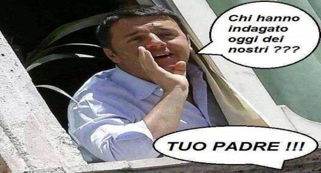 La Finanza nelle aziende dei Renzi Senior: perquisite per 9 ore! …Ma dai media il silenzio assoluto! Vi immaginate cosa sarebbe successo se la Finanza fosse stata a casa di Grillo o della Raggi?
