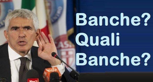 L'accusa di CODACONS: commissione banche è presa per i fondelli – Non porterà ad alcun risultato se non affossare le responsabilità!