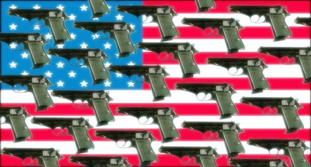 Signore e Signori, ecco a Voi gli Stati Uniti, quelli che si ergono a paladini della giustizia nel mondo: 88 armi ogni 100 abitanti. Negli ultimi 1.735 giorni 1.516 sparatorie!