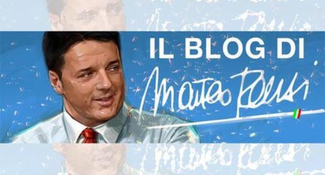 Ve lo ricordate il blog di Matteo Renzi? Doveva contrastare quello di Grillo! Che fine ha fatto?  Affossato dallo stesso Renzi: ZERO LETTORI… Ennesima figura di m…., pietosamente nascosta dal silenzio dei media di regime.
