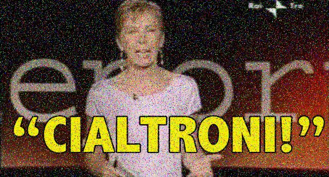 """Con la scusa della fake news tentano ancora di imbavagliare il Web. Ricordiamo la decisa reazione di Milena Gabanelli all'ultimo tentativo dei politici di zittire la Gente libera: """"CIALTRONI e incompetenti"""" !!"""