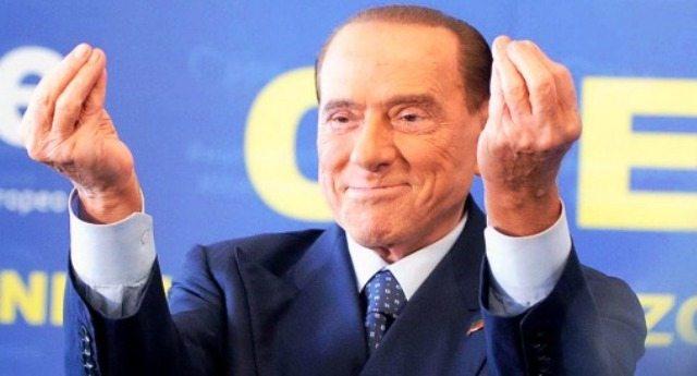 """Berlusconi: """"Con l'ok da Strasburgo, pronto a fare il premier"""" …Ma attenzione: il problema non è LEGALE, ma MORALE: a Voi sembra normale avere un pregiudicato a palazzo Chigi?"""