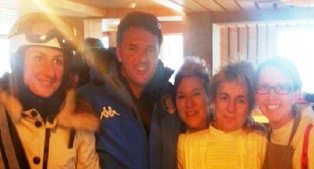 """Renzi su Twitter: """"Troppa neve, non si può sciare""""… La fantastica replica da Amatrice: """"Anche qui""""…"""