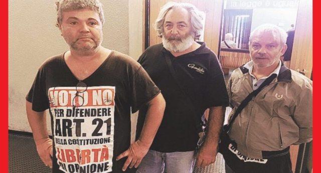 Fiat, la storia incredibile dei 5 operai pagati per stare a casa: tanta è la paura di Marchionne di trovarseli di nuovo tra i piedi, dopo aver provato a cacciarli per la loro attività sindacale in difesa dei diritti degli operai.
