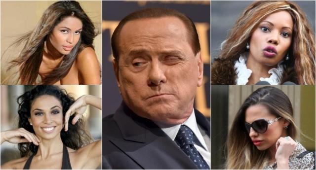 """Ricordate Berlusconi che si lamentava della """"giustizia ad orologeria""""? …E allora sentite questa: processo Escort sospeso perchè qualcuno si è accorto che la Legge Merlin potrebbe essere incostituzionale… 60 ANNI DOPO! …ma proprio quando Silvio ne ha bisogno…!"""