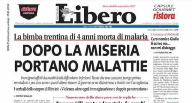 Ricapitoliamo: il 20% degli italiani detiene il 66% della ricchezza. E, grazie ai loro amici politici ed alla stampa, fa credere al restante 80% che la colpa sia tutta dello 0,07% di migranti! Geni!