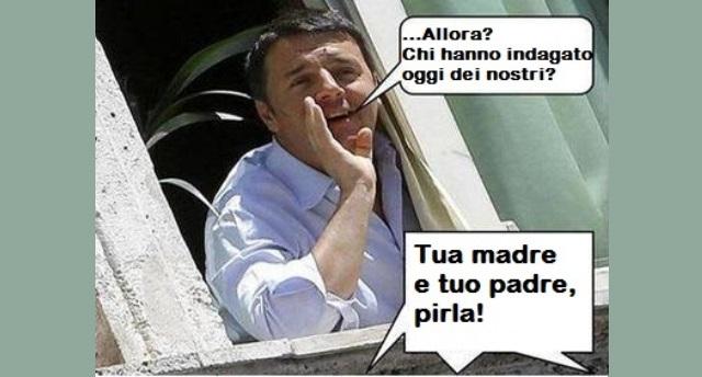 I genitori dell'ex premier Renzi ancora indagati a Firenze: questa volta per fatture false …insomma, a questi la famiglia Misseri gli fa un baffo!