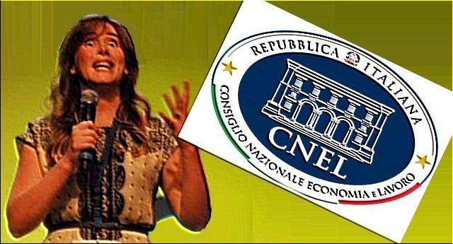 """L'ultimo colpo di coda del più squallido governo della nostra storia – Ricordate il Cnel, quello che Renzi voleva abolire? Gli Zombi di questo esecutivo ormai delegittimato si affrettano a """"spartirselo"""" con la nomina di 48 nuovi consiglieri!"""
