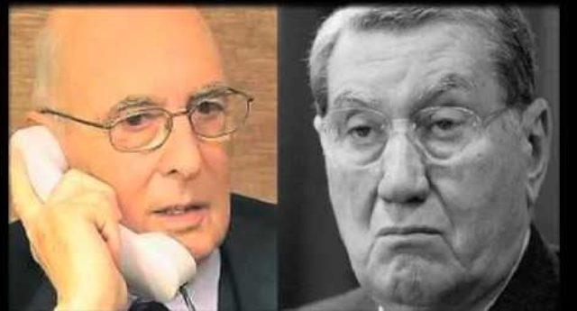 """Trattativa, assolto Mancino? Non fatevi prendere in giro: si è salvato solo perchè il sig. Napolitano, """"l'emerito"""", ha fatto secretare le telefonate intercorse con lui e come testimone al processo è stato colto da improvvisa, fulminante amnesia!"""