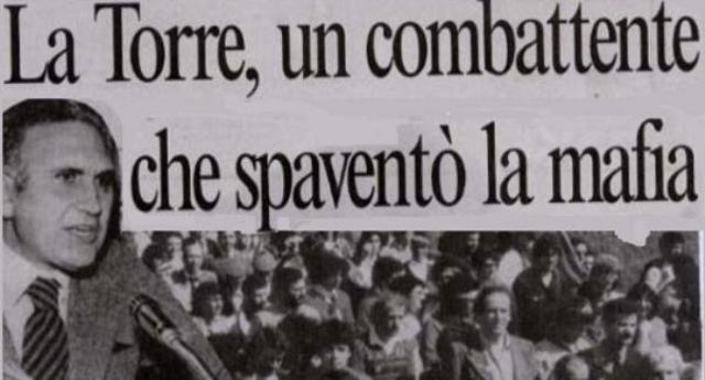 38 anni fa – il 30 aprile 1982 – fu ucciso Pio La Torre, il Comunista che spaventò i boss pagando con la vita la sua sfida alla mafia, ma soprattutto allo Stato colluso! Una storia che nessuno vuole venga ricordata!
