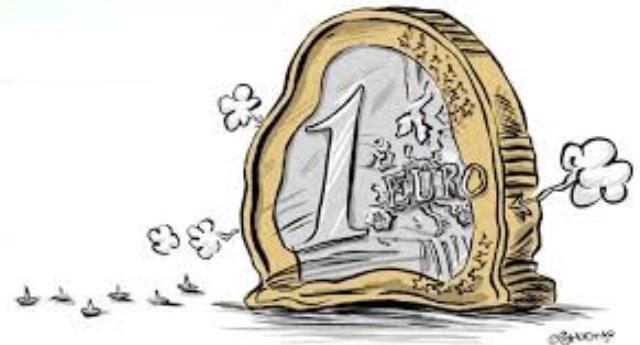 """Per farvi capire come stanno le cose, questo lo avevamo scritto 3 giorni fa – """"Ora tremano tutti …E se questo governo ci dovesse portare fuori dall'Euro? …E se poi si scoprisse che fuori dall'Euro stiamo tutti molto, ma molto meglio? …Sapete quanti ne dovremmo appendere a testa in giù?"""""""