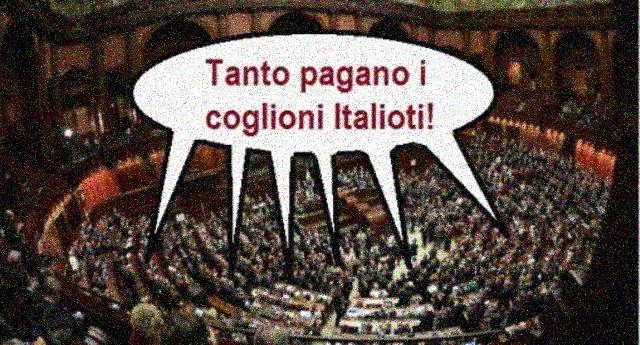 Mentre proseguono le consultazioni al Quirinale, agli Italiani forse sfugge che i parlamentari da due mesi percepiscono uno stipendio senza fare una beata minchia! La proposta del Codacons: fermare questo spreco inaccettabile di fondi pubblici dimezzando gli stipendi dei parlamentari!