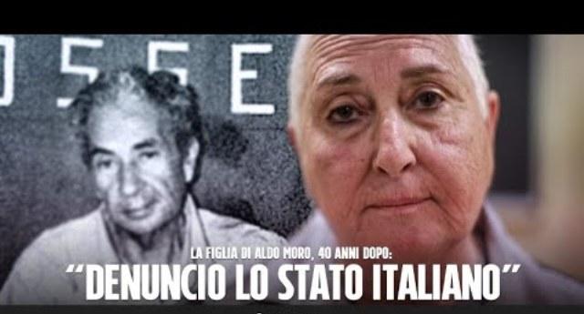 """Dopo 40 anni Maria Fida Moro, la figlia di Aldo Moro, si ribella: """"La verità sulla morte di mio padre è diversa, denuncerò lo Stato Italiano"""""""