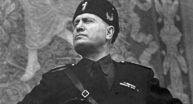"""Tajani, il pupillo di Berlusconi, ci riprova con la solita cazzata: """"Mussolini ha fatto anche cose buone"""" …tutte balle – Rinfrescatevi la memoria: """"Quando c'era lui…"""" ecco i MITI DA SFATARE sul fascismo"""