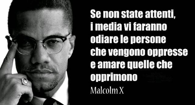 """19 maggio 1925, nasce Malcolm X. Si autodefiniva """"il nero più arrabbiato d'America"""""""