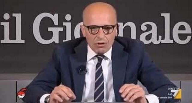 """""""L'altro delinquente"""" – L'editoriale con cui Marco Travaglio rade al suolo Sallusti"""