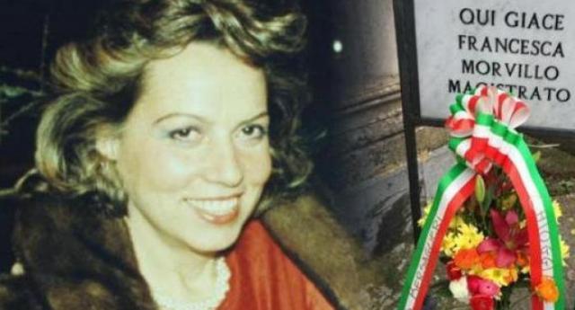 23 maggio – Oggi ricordiamo anche Francesca Morvillo, moglie di Falcone, la prima e unica Magistrata a essere assassinata dalla mafia