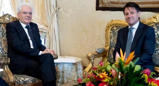 Conte ha rimesso il mandato da Presidente del Consiglio, quasi sicuramente si torna al voto. Mattarella irremovibile sul veto a Savona – Proprio non se l'è sentita di dare questo dispiacere ai Padroni tedeschi.