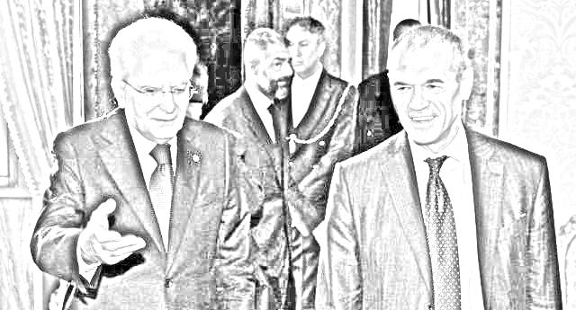 Grazie a Mattarella scopriamo che in Italia c'è il reato d'opinione. Se sei dell'opinione che l'Euro ci ha rovinato non puoi fare il Ministro… Ma non sempre sempre, solo se vuoi fare il ministro dei 5stelle… Se invece sei Cottarella è dici che non dovevano entrare nell'Euro, allora pazienza…