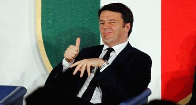 Pensateci, Vi siete rotti di lavorare e ve ne andate in vacanza intascando lo stesso lo stipendio dalla Ditta… Ladri? Farabutti? Parassiti? …Ecco, Matteo Renzi, stanco delle ultime vicende politiche, ha deciso di farsi 2, 3, forse 4 mesi di vacanza… MA LO STIPENDIO NOI GLIE LO PAGHIAMO…