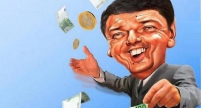 Ve lo ricordate Matteo Renzi che 6 mesi fa mostrava in Tv il suo unico conto corrente con soli 15.000 Euro esaltando la sua trasparenza e onestà? Beh, ora sta acquistando una villa da 1,3 milioni di Euro! O ha fatto 6 all'Enalotto o c'è qualcosa che non quadra…!
