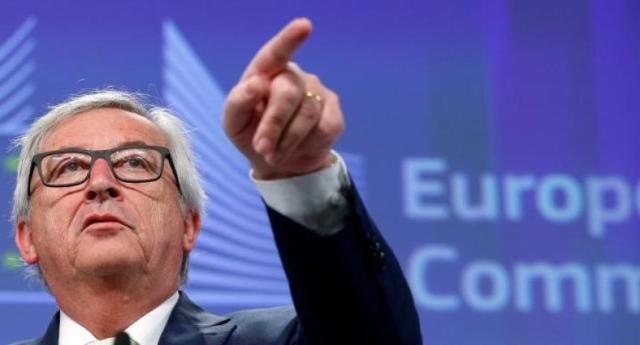 """Non dimenticate le parole di Juncker: """"gli italiani lavorino di più e siano meno corrotti"""" …l'avrà pure detto dopo la terza bottiglia di vino, ma è questa l'Europa dove vogliamo stare?"""