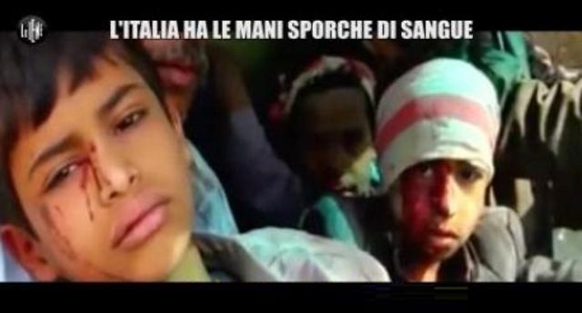 Per la serie FACCE DI BRONZO – La Pinotti contro il Governo: Salvini prende in ostaggio 600 persone e Conte (premier?) tace… Sì la Pinotti, quella che ha venduto le armi all'Arabia con cui sono stati assassinati 16.000 Yemeniti…!