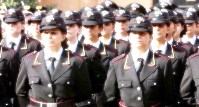 Carabiniere donna fa condannare un suo superiore per molestie. Contro di lei aperto un procedimento disciplinare lei per aver screditato il prestigio dell'arma. Dall'Italia, anno Domini 2018, è tutto.