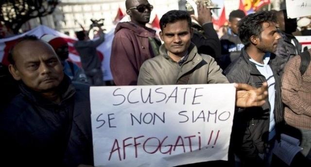 Migranti in Italia? Non Vi fate prendere per il fondelli dalla propaganda – Sono appena il 7% su 60milioni, però contribuiscono al 9% del Pil