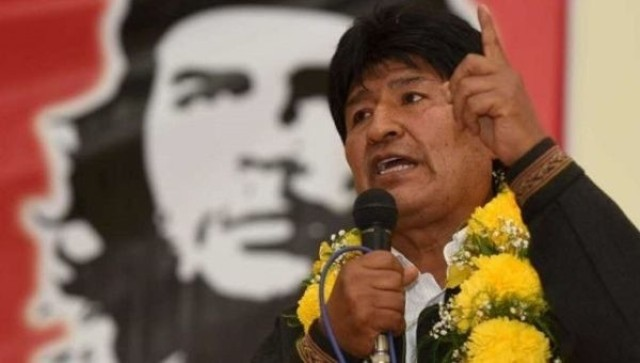 L'attentato a Maduro secondo il presidente Evo Morales «mostra solo la disperazione di un impero sconfitto da un popolo impavido»
