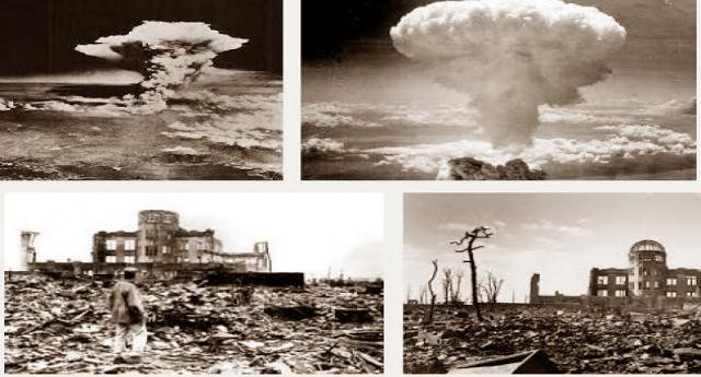 6 agosto 1945, Hiroshima – 73 anni fa uno dei più gravi e schifosi crimini contro l'umanità: gli Americani, quelli che oggi si ergono a giudici del mondo, lanciarono l'attacco atomico contro i civili di un paese che si era gia arreso!