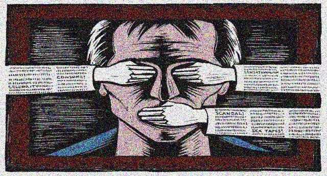 Bavaglio al web – L'Europa dei banchieri e dei lobbisti ce l'hanno fatta, presto la direttiva sui diritti d'autore sarà legge. E sarà la fine del web libero…!